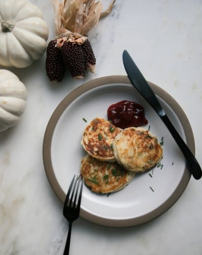 Leftovers Made Easy: Mashed Potato Pancakes