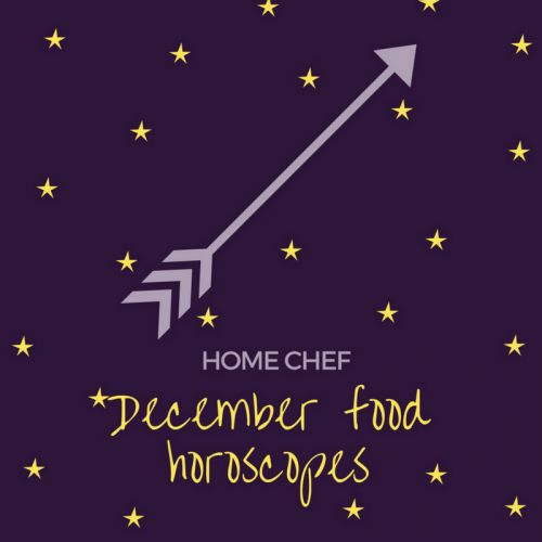 Your December Food Horoscopes