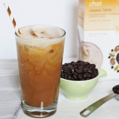 Quick & Easy Iced Dirty Chai