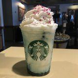 Starbucks Fans Have Some, Um . . . FEELINGS About the Crystal Ball Frappuccino