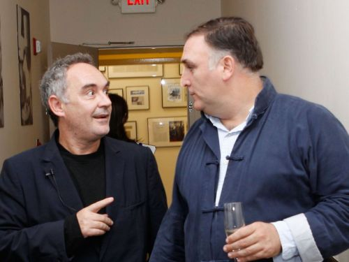 José Andrés's Huge NYC Food Hall Will Be Called Mercado Little Spain