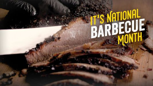 Celebrate National Barbecue Month with Dickey's Authentic Barbecue