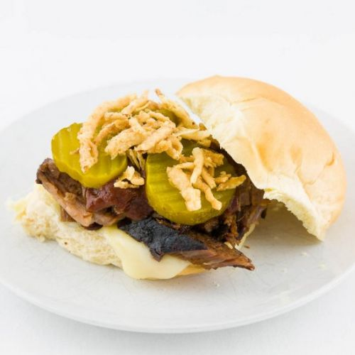 Best Smoked Brisket Sandwich