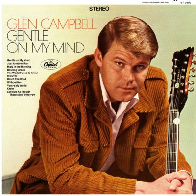Glen Campbell, he ain't heavy, he's my brother
