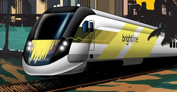 Take a Rum-Soaked Train Ride on Richard Branson's Brightline