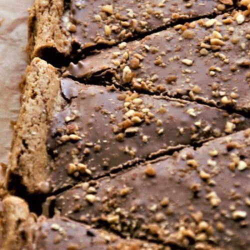 Easter Bars {Hazelnut Fiesta}
