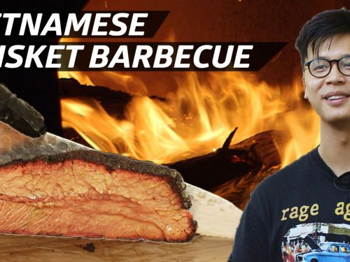 How Pitmaster Don Nguyen Makes Vietnamese-Influenced Texas Barbecue
