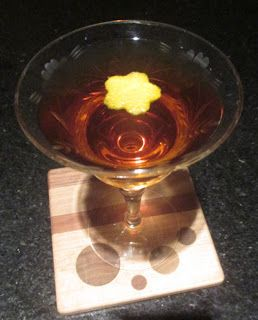 Quinquina cocktail