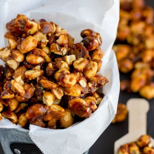 SWEET AND CRUNCHY PEANUTS