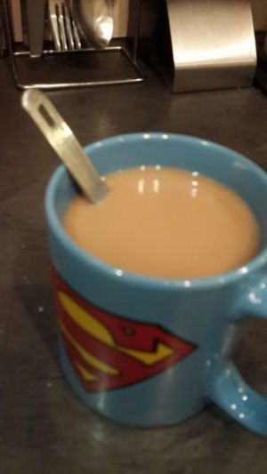 Better way to make coffee with soy milk