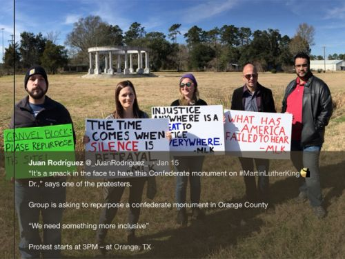 Confederate Memorial Protest TOMORROW: why I am speaking out and rising up