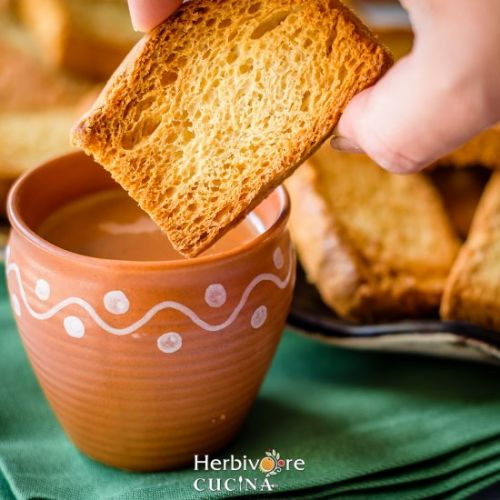 Crispy Tea Time Milk Rusk