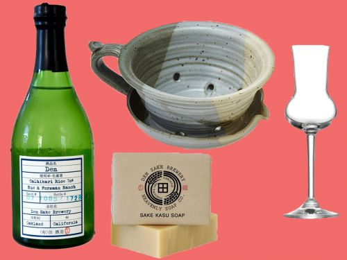 A Sake-and-Soap Set, a Very Useful Bowl, and More Things to Buy This Week