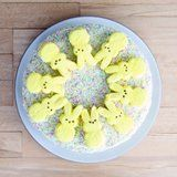 How to Make a Pinterest-Worthy Peeps Cake