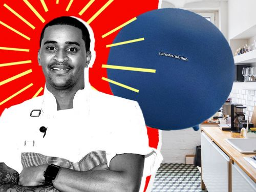 For Real Cooking Success, You Need a Good Speaker