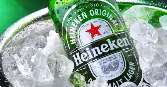 The Logo Evolution of Heineken Over Time