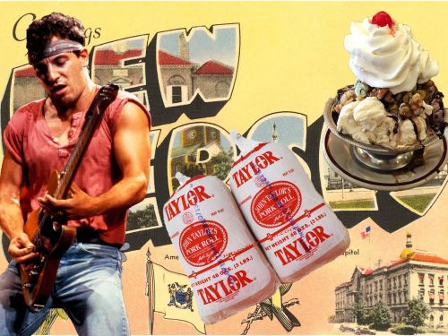 Pork Roll Ice Cream Is the Ultimate New Jersey Delicacy