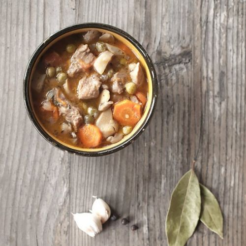 Winter Veal Stew