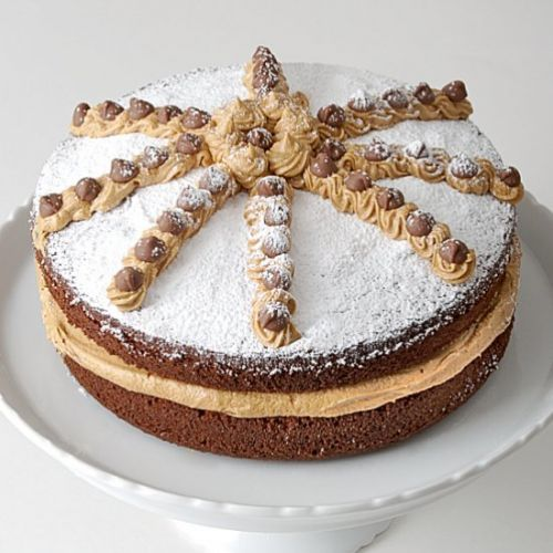 A Great British Coffee Cake
