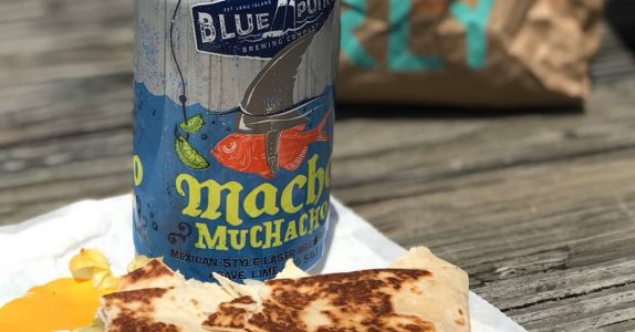 Taco Bell and Blue Point Brewery Just Launched A New Beer