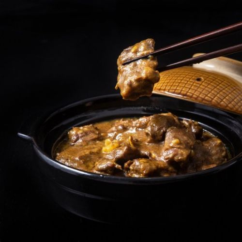 Instant Pot HK Beef Curry