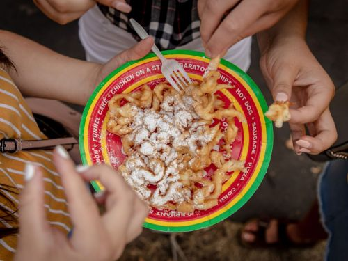 Toward a Theory of American Festival Cuisine
