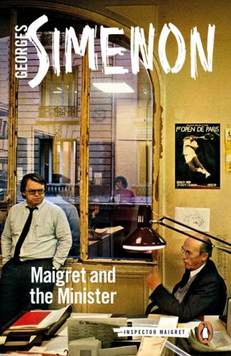 Cocktail Talk: Maigret and the Minister