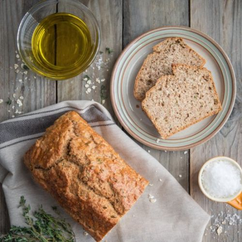 Herbed Beer Bread