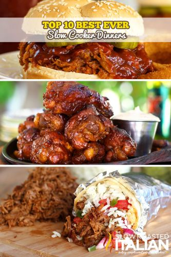 Top 10 Best Ever Slow Cooker Dinners