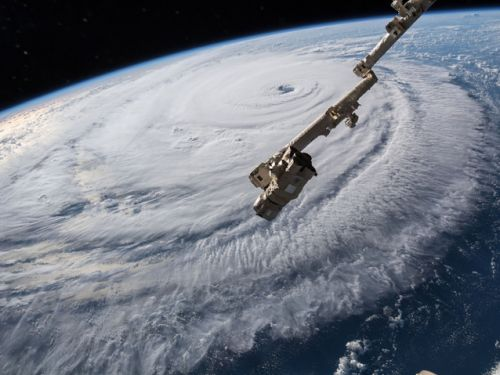 Fragor coeli: prayers for the Carolinas and for everyone in the storm's path hurricane Florence