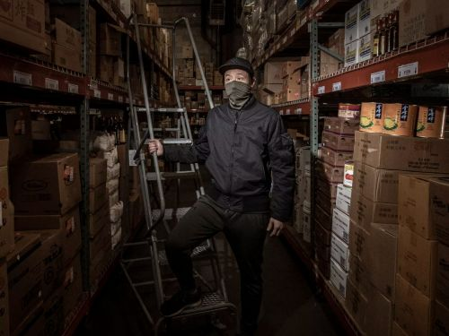 Meet the Front-Line Workers of NYC's Food Supply Chain