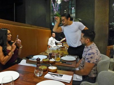 What the Critics Are Saying About Salt Bae's NYC Restaurant
