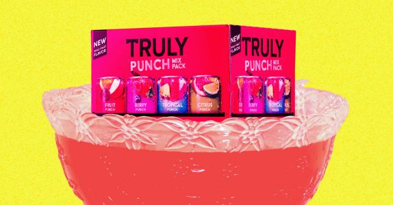 Truly Punch Hard Seltzer Is Hitting Shelves in May