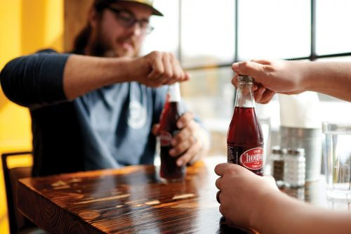 What Put the Cheer in Cheerwine?