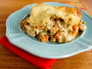 Magic Chicken Ranch Casserole Recipe
