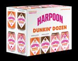 Dunkin' Donuts's New Doughnut-Infused Beers Are Here to Shake Up Your Next Happy Hour