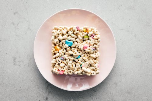 3 Ingredient Small Batch Lucky Charms Treats