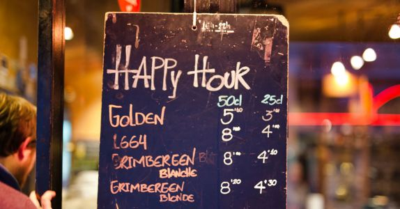 Ask Adam: Is it Rude to Order Extra Beers at the End of Happy Hour?