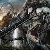 Universal Orlando Unveils Florida's Record-Breaking Jurassic World Ride: The VelociCoaster