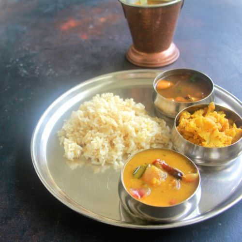 Coconut Onion curry