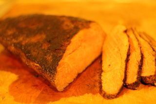 Coffee-Rubbed Tri-tip