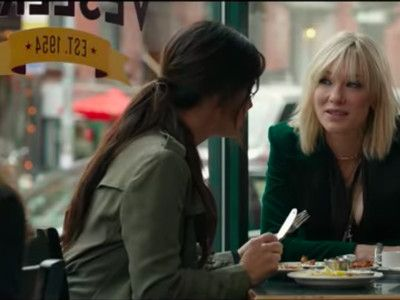 Iconic NYC Diner Makes Cameo in 'Ocean's 8' Trailer