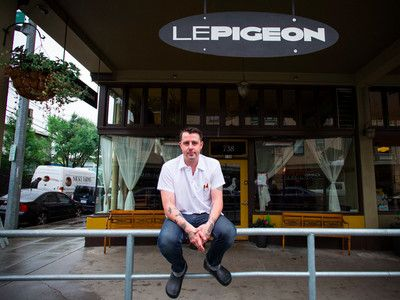 Owners of Portland's Le Pigeon Plot Next-Door Venue With French Bar Food