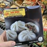 Trader Joe's Has New Philly Cheesesteak Bao Buns, Which Might Be So Bad They're Good