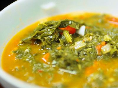 Watch: Turnip Greens de Arbol Is Where Mexican and Southern Cuisines Meet
