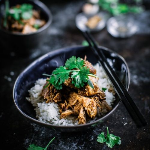 One Pot Caramelised Pork Recipe