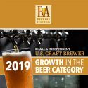 Majority of Top 50 Craft Brewers Eked Out Growth in 2019, According to Brewers Association Data