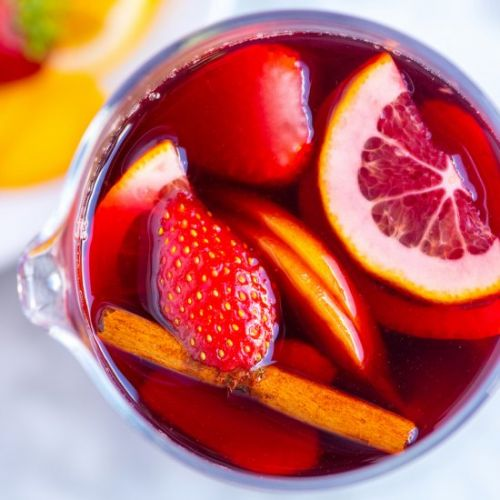 Our Favorite Red Sangria