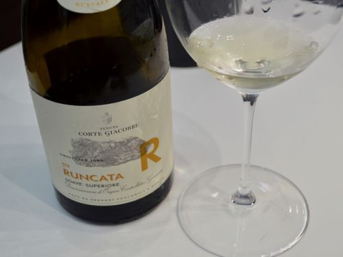 Corte Giacobbe Soave, a wonderful discovery at this year's Vinitaly