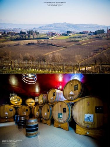 The Great Red of Umbria: A Preview of Montefalco Sagrantino 2015